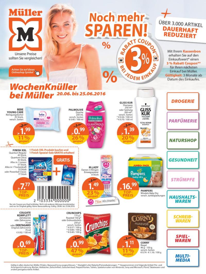 Müller Aktuelles Prospekt : m ller prospekt vom bis bl ttern ~ Watch28wear.com Haus und Dekorationen