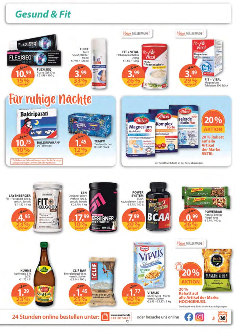 Müller Prospekt vom 19.08.2019, Seite 4