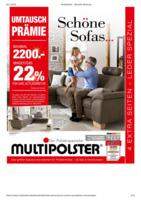 Multipolster Prospekt vom 28.02.2018