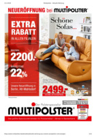 Multipolster Prospekt vom 12.03.2018