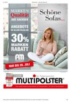Multipolster Prospekt vom 09.07.2018