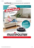 Multipolster Prospekt vom 13.08.2018