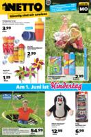 NETTO Supermarkt Prospekt vom 23.05.2016