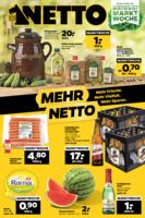 NETTO Supermarkt Prospekt vom 25.07.2016