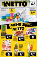 NETTO Supermarkt Prospekt vom 22.08.2016