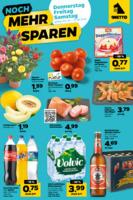 NETTO Supermarkt Prospekt vom 25.08.2016