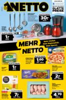 NETTO Supermarkt Prospekt vom 23.01.2017