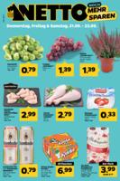 NETTO Supermarkt Prospekt vom 21.09.2017