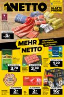 NETTO Supermarkt Prospekt vom 16.10.2017