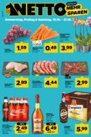 NETTO Supermarkt Prospekt vom 19.10.2017