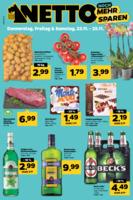 NETTO Supermarkt Prospekt vom 23.11.2017