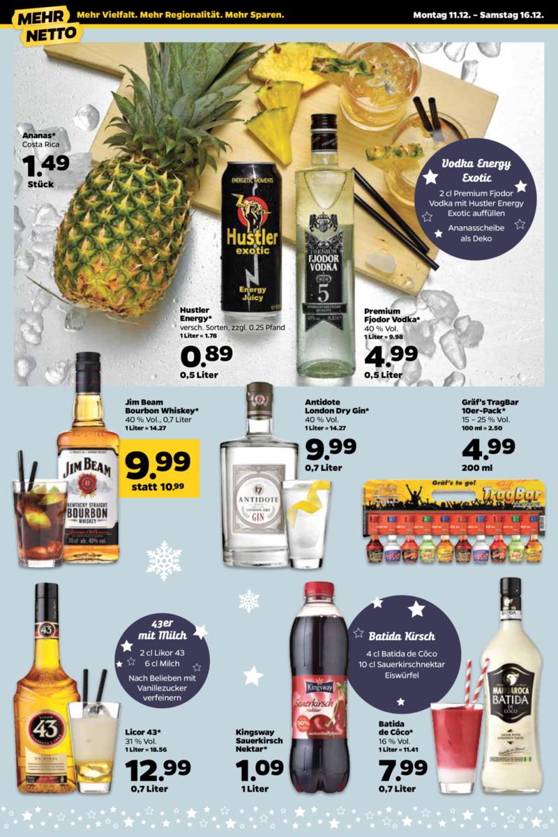 NETTO Supermarkt Prospekt vom 11.12.2017, Seite 9