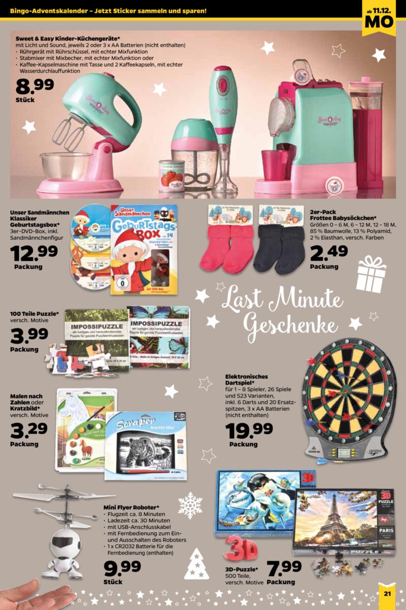 NETTO Supermarkt Prospekt vom 11.12.2017, Seite 12