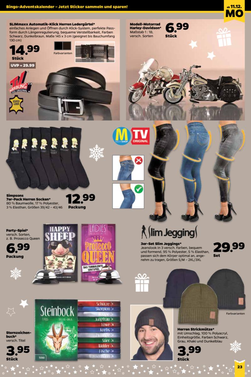 NETTO Supermarkt Prospekt vom 11.12.2017, Seite 14
