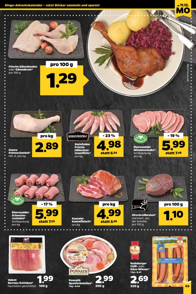 NETTO Supermarkt Prospekt vom 11.12.2017, Seite 2