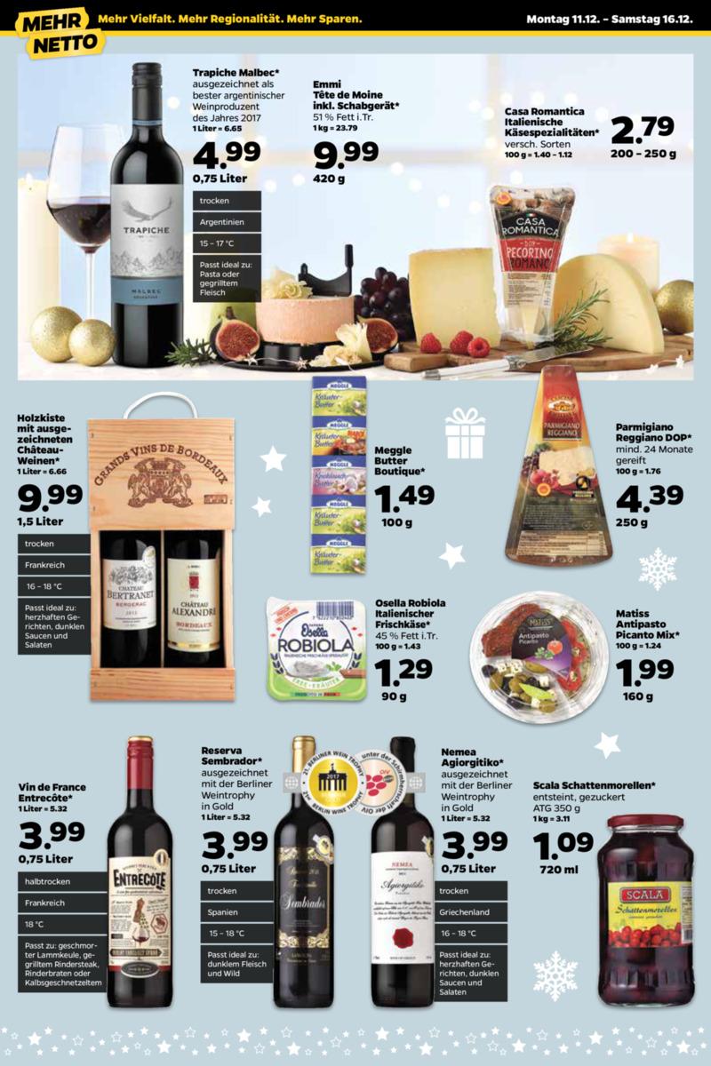 NETTO Supermarkt Prospekt vom 11.12.2017, Seite 5