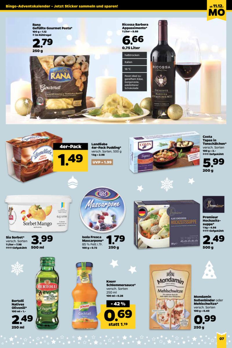 NETTO Supermarkt Prospekt vom 11.12.2017, Seite 6