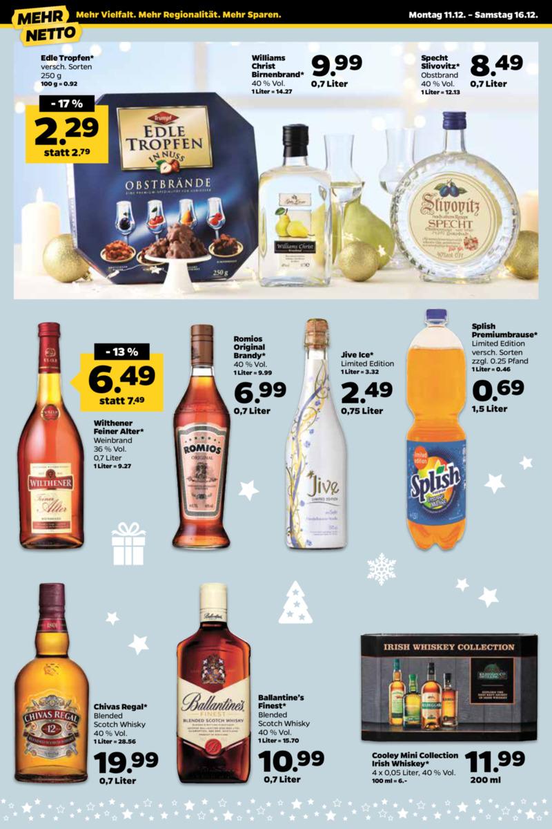 NETTO Supermarkt Prospekt vom 11.12.2017, Seite 7
