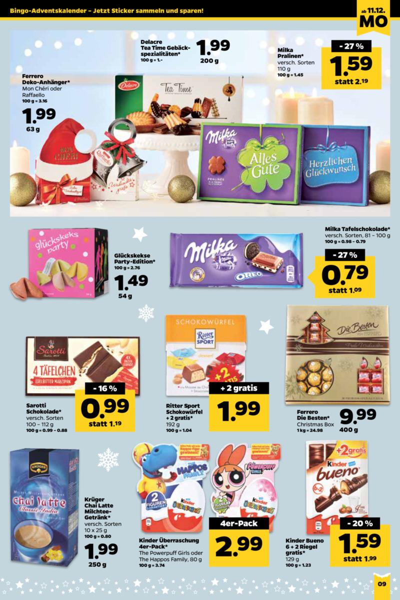 NETTO Supermarkt Prospekt vom 11.12.2017, Seite 8