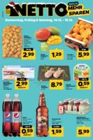 NETTO Supermarkt Prospekt vom 14.12.2017