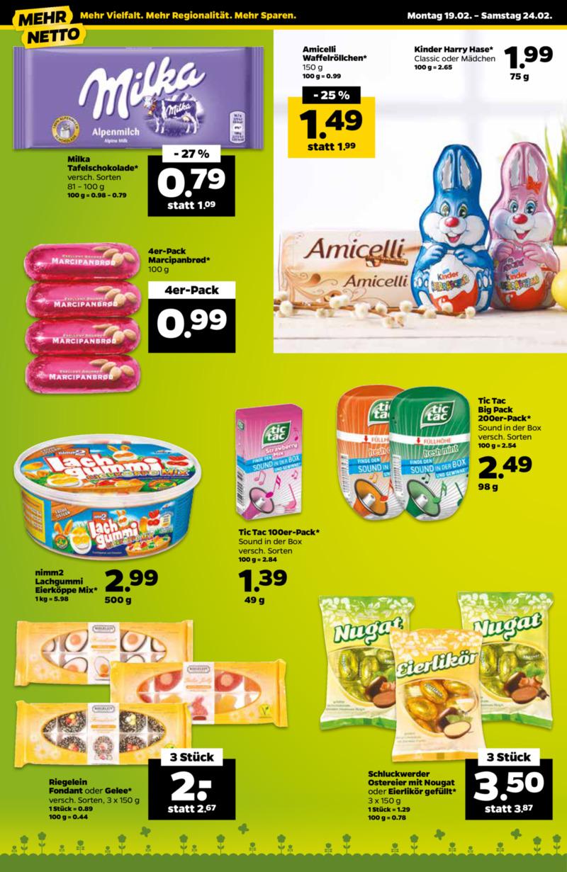 NETTO Supermarkt Prospekt vom 19.02.2018, Seite 9