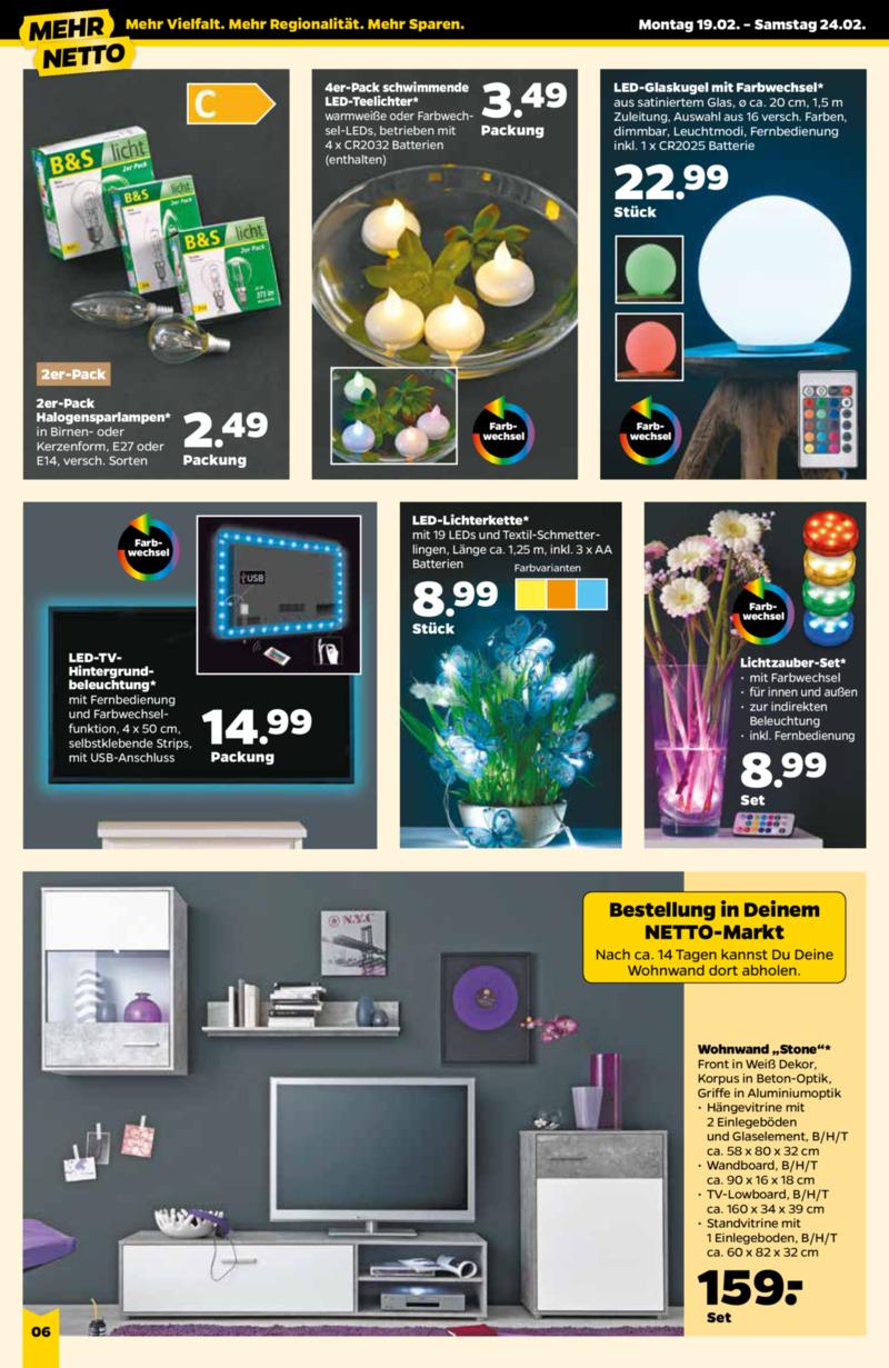NETTO Supermarkt Prospekt vom 19.02.2018, Seite 5