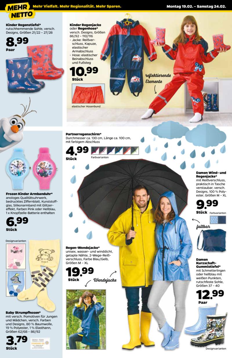 NETTO Supermarkt Prospekt vom 19.02.2018, Seite 7
