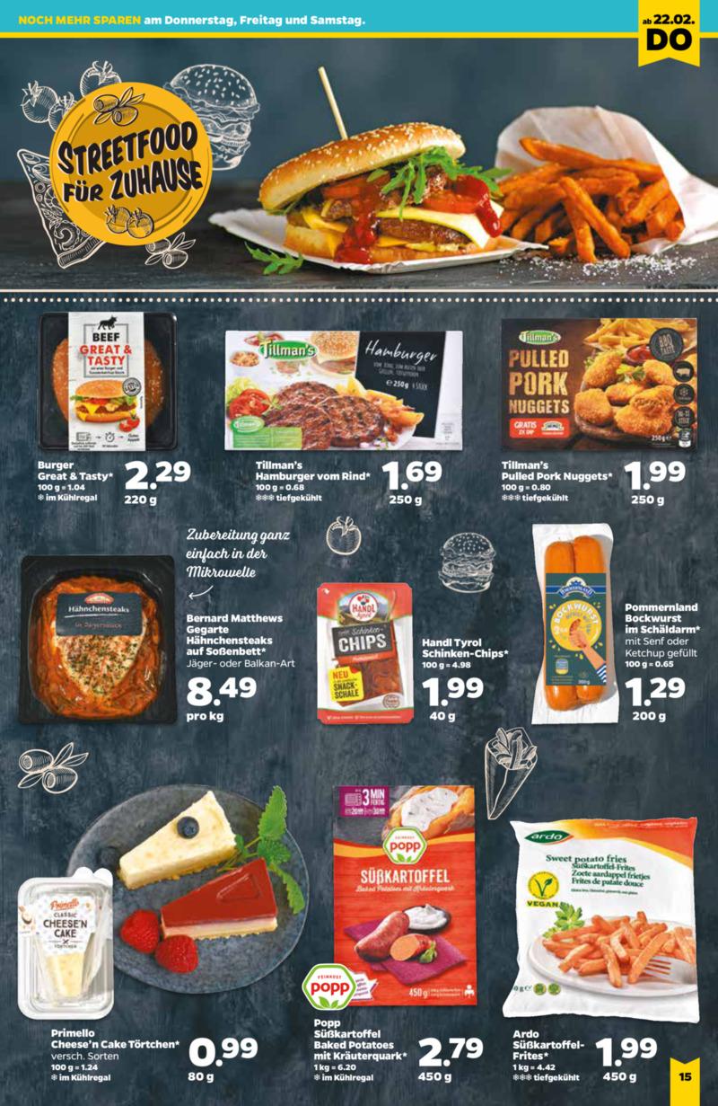 NETTO Supermarkt Prospekt vom 22.02.2018, Seite 2