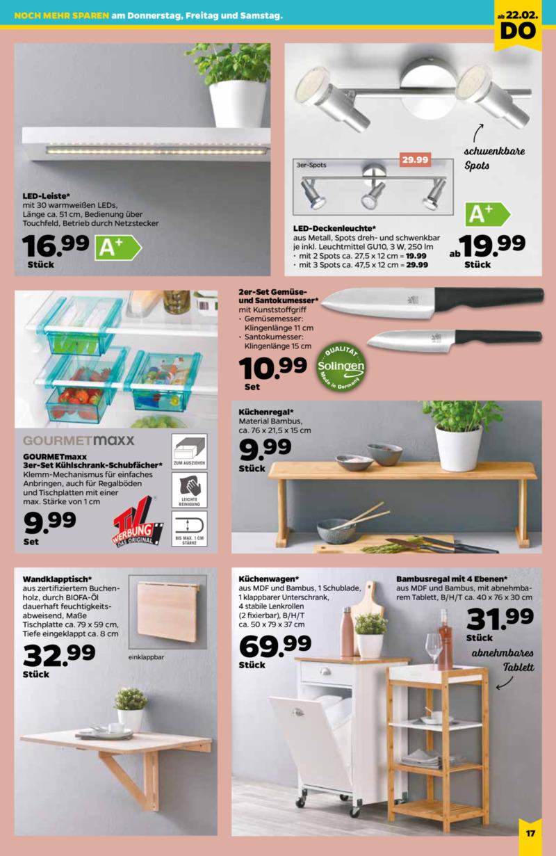 NETTO Supermarkt Prospekt vom 22.02.2018, Seite 4