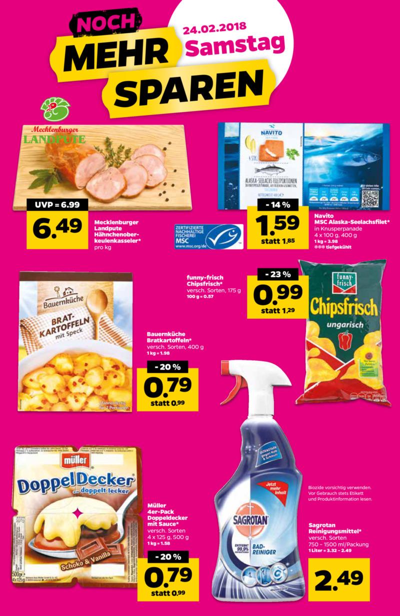 NETTO Supermarkt Prospekt vom 22.02.2018, Seite 6