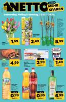 NETTO Supermarkt Prospekt vom 22.03.2018