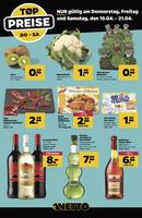 NETTO Supermarkt Prospekt vom 19.04.2018