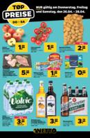 NETTO Supermarkt Prospekt vom 26.04.2018