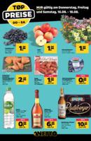 NETTO Supermarkt Prospekt vom 16.08.2018