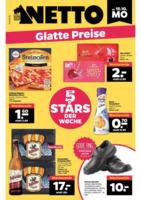NETTO Supermarkt Prospekt vom 15.10.2018