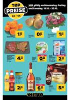 NETTO Supermarkt Prospekt vom 18.10.2018