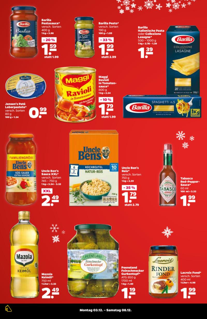 NETTO Supermarkt Prospekt vom 03.12.2018, Seite 9