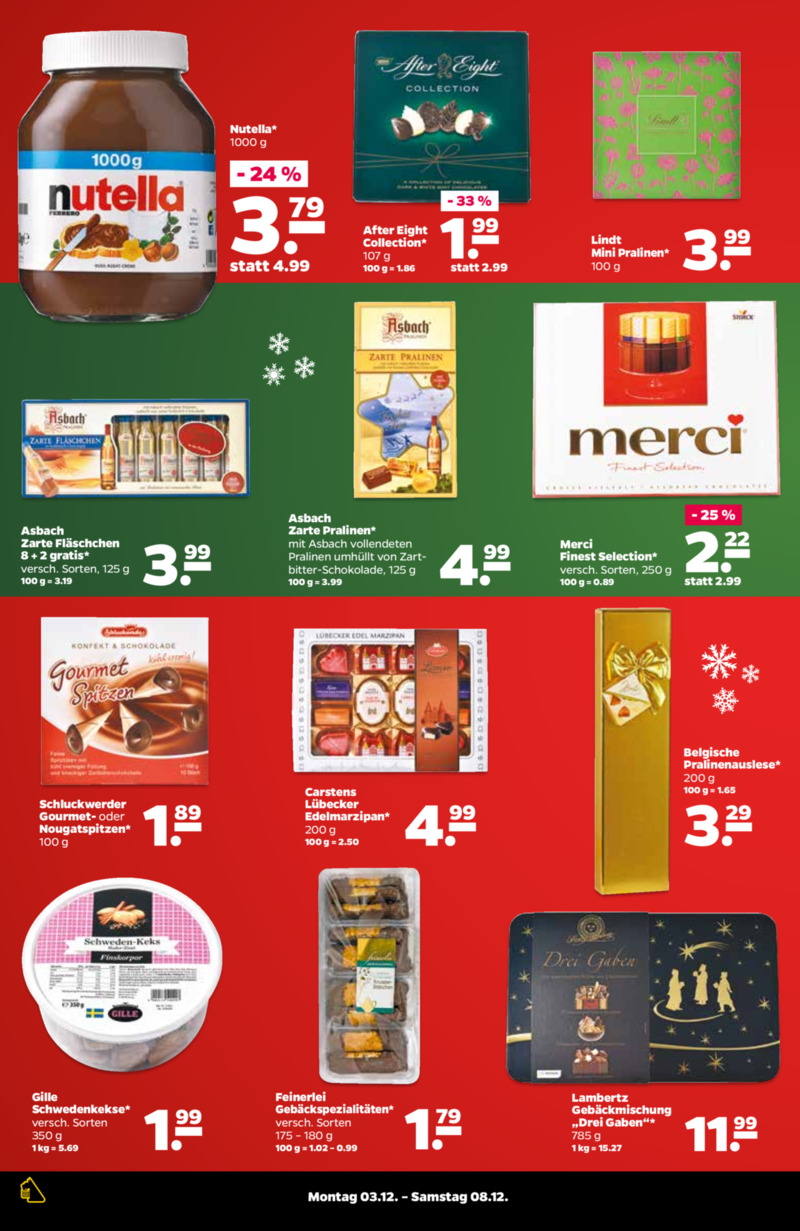 NETTO Supermarkt Prospekt vom 03.12.2018, Seite 11