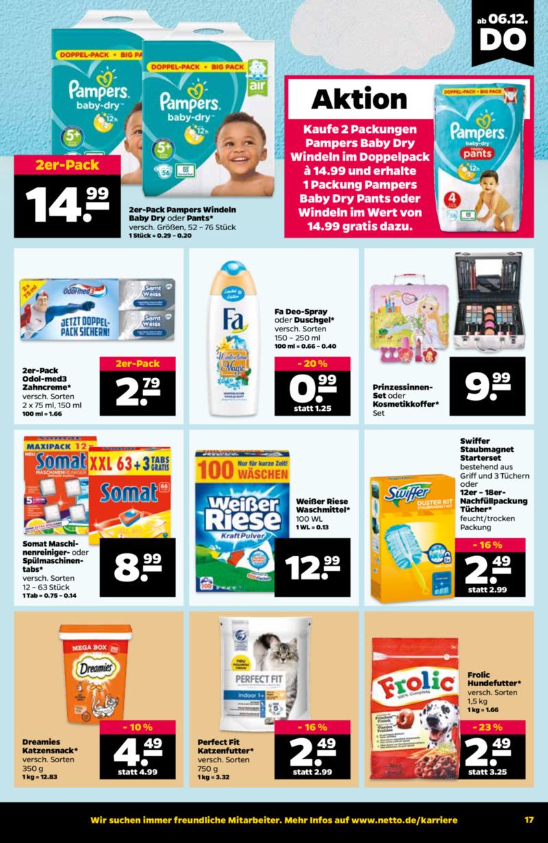 NETTO Supermarkt Prospekt vom 03.12.2018, Seite 24