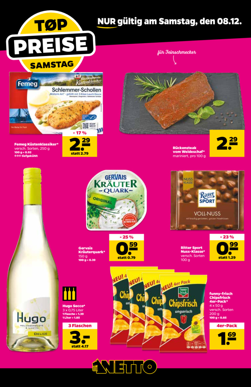 NETTO Supermarkt Prospekt vom 03.12.2018, Seite 27