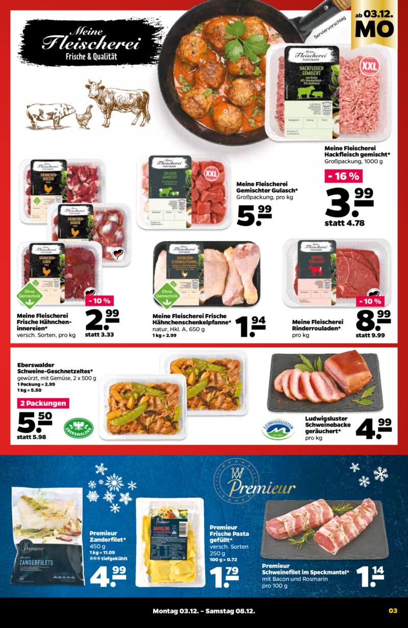 NETTO Supermarkt Prospekt vom 03.12.2018, Seite 2