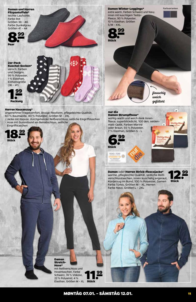 NETTO Supermarkt Prospekt vom 07.01.2019, Seite 10