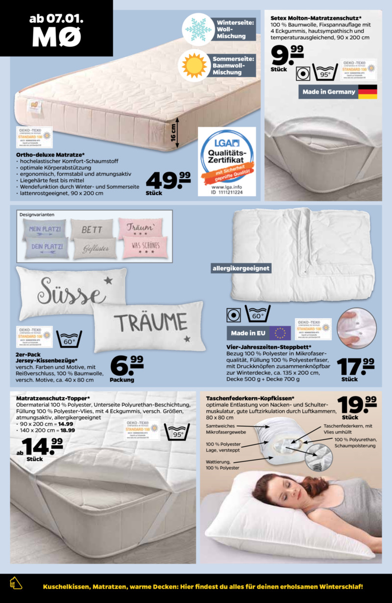NETTO Supermarkt Prospekt vom 07.01.2019, Seite 11