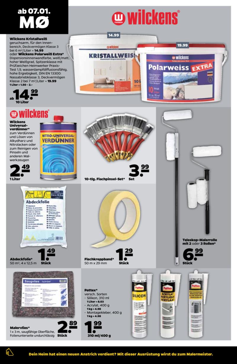 NETTO Supermarkt Prospekt vom 07.01.2019, Seite 15