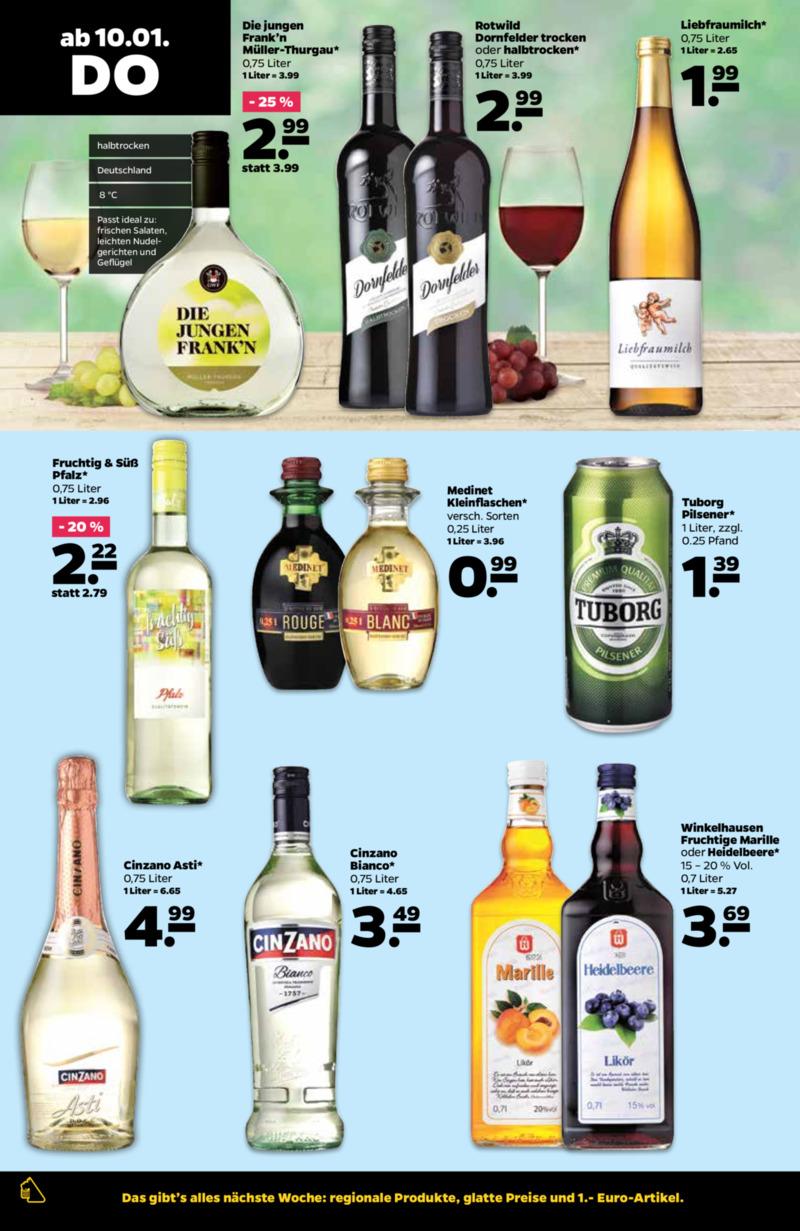 NETTO Supermarkt Prospekt vom 07.01.2019, Seite 21