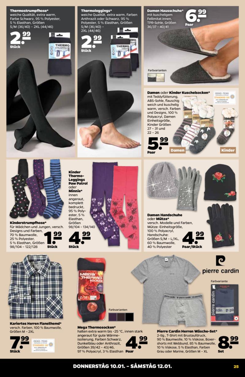 NETTO Supermarkt Prospekt vom 07.01.2019, Seite 24