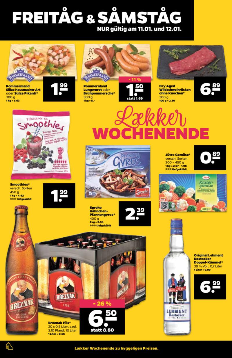 NETTO Supermarkt Prospekt vom 07.01.2019, Seite 25