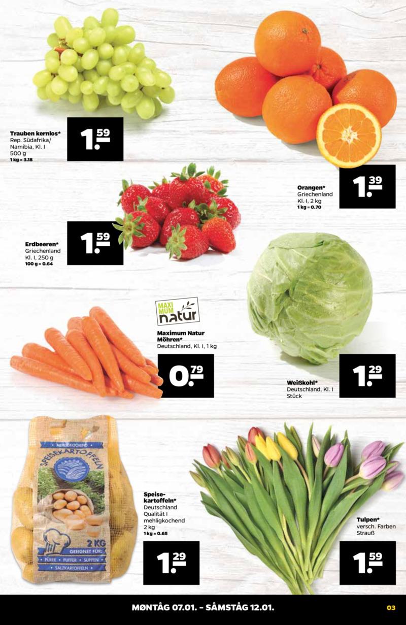 NETTO Supermarkt Prospekt vom 07.01.2019, Seite 2