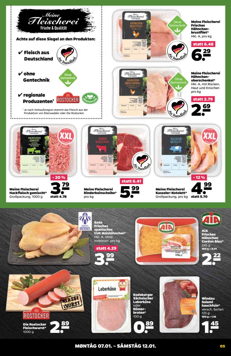 NETTO Supermarkt Prospekt vom 07.01.2019, Seite 4