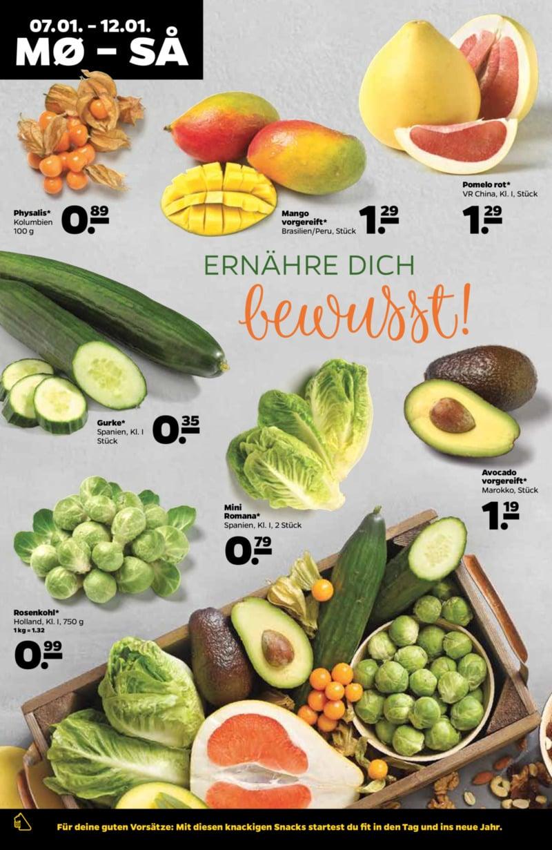 NETTO Supermarkt Prospekt vom 07.01.2019, Seite 5